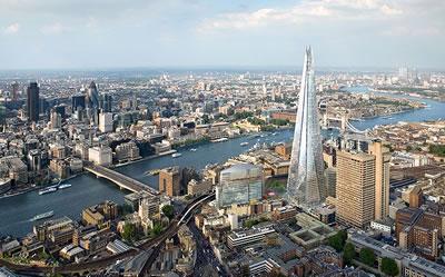 London Bridge grows
