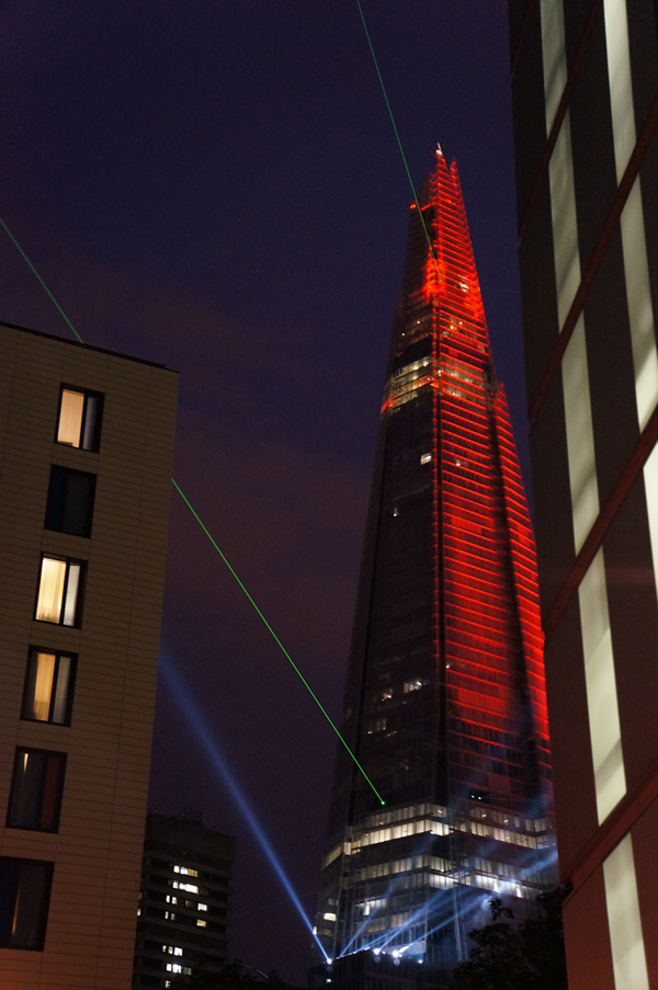 London – the true super city