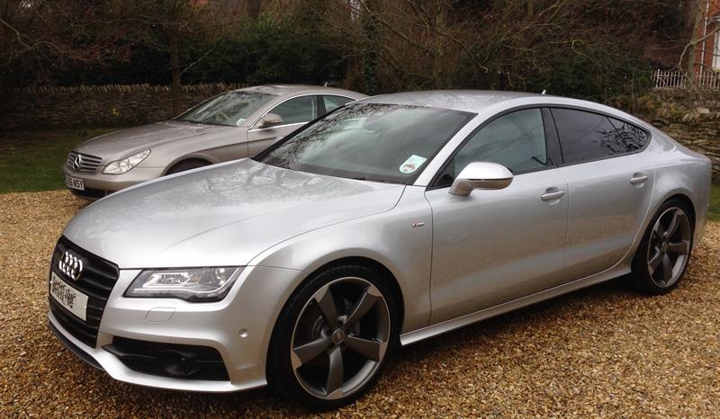 Audi A7 a niche too far?
